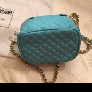 Moschino Couture X Jeremy Scott Make Up Handbag